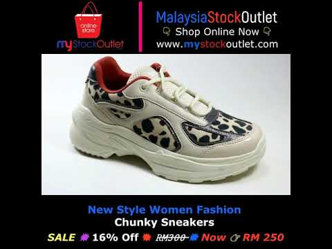 New Style Women Fashion Chunky Sneakers