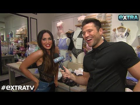 Megan Fox Extratv Interview March 2018 | Frederick's of Hollywood