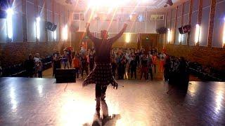 OPEN DANCE FLOOR 2 - Мастер класс от Александра Борисова - HIP HOP (DANCE CRAFT Studio)