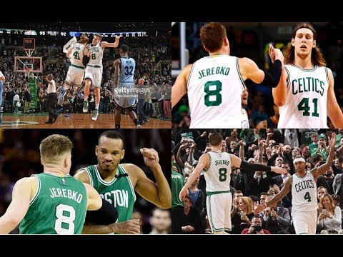 Thank you Jonas Jerebko | Boston Celtics Career Mix! ᴴᴰ