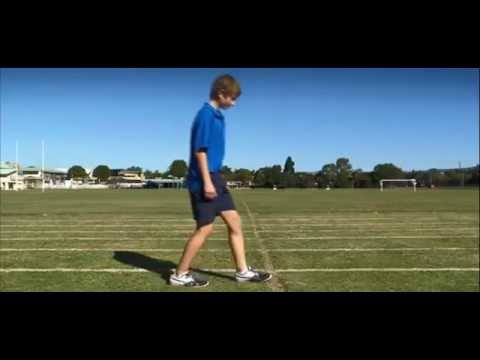 Standing Starts | Coaching Tips | Austral Western Blues