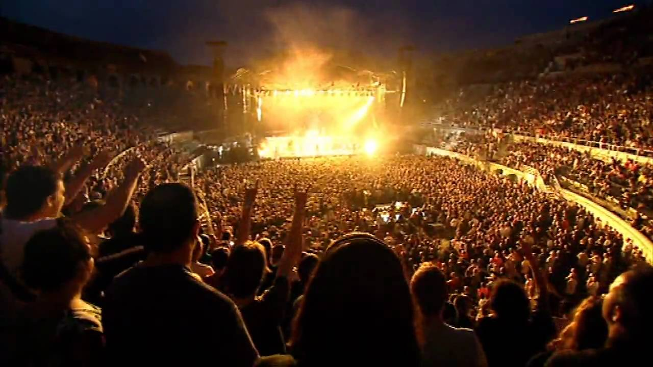rammstein reise reise live from nimes youtube. Black Bedroom Furniture Sets. Home Design Ideas