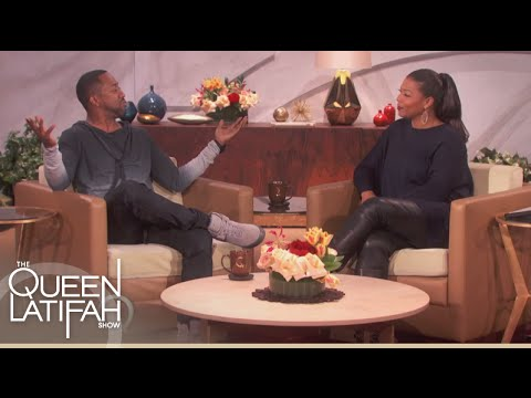 Jaleel White Discusses Being A Child Actor  The Queen Latifah