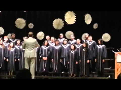 Community of peace academy high school choir