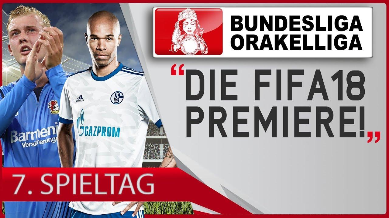 7 Bundesliga Spieltag