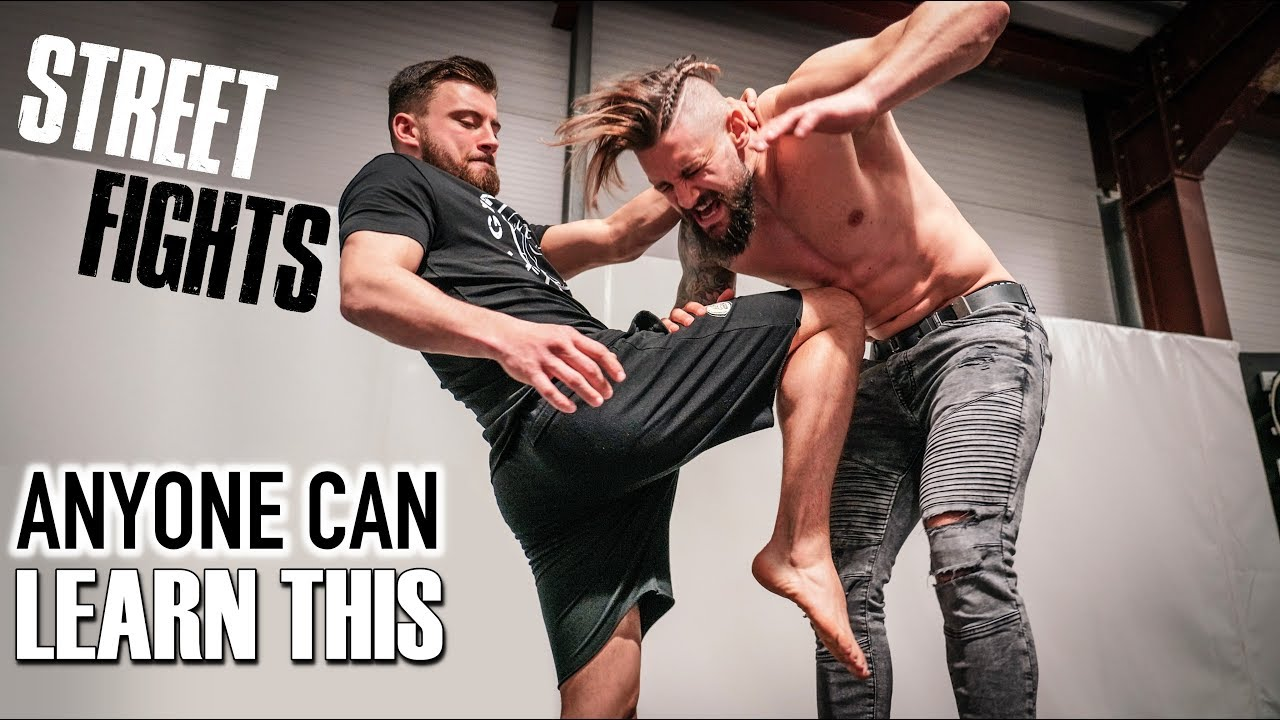 Most Painful Self Defence Techniques STREET FIGHT SURVIVAL