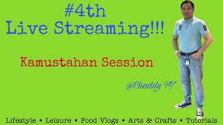 4th Live Stream
