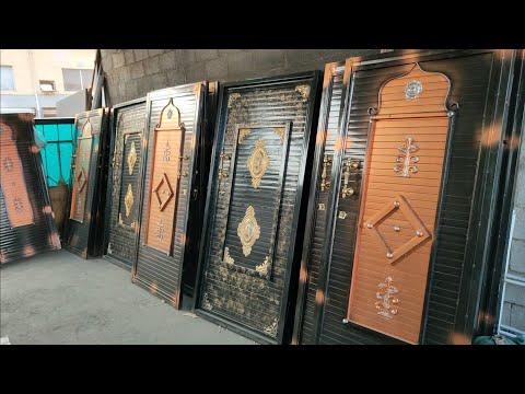 ابواب حديد مستعملة للبيع في جدة