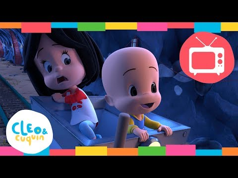 CLEO & CUQUIN  THE BALL. S1  Ep1 Full Episodes. Nick Jr I Cartoon For Children