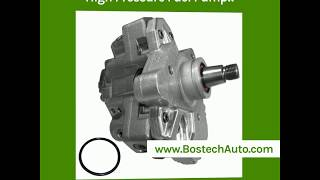Check Out Bostech Auto's  HPP7334 High Pressure Fuel Pump!!
