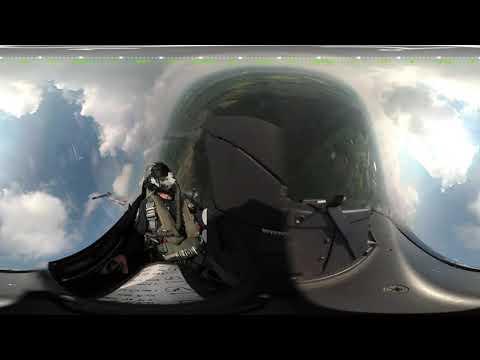 360° VADOR 2019 cockpit recording