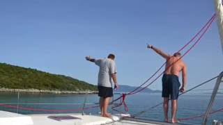 Sailing Greece, holidays on a Catamaran in Corfu and the Ionian islands