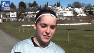 B-Juniorinnen SV Jungingen: Julia Hocks