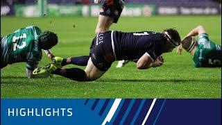 Edinburgh Rugby v Newcastle Falcons (P5) - Highlights 07.12.2018