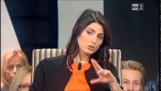 Virginia Raggi (M5S): I PARTITI PENSANO ALLE POLTRONE, IL M5S PENSA AI CITTADINI!