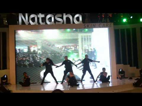 temptation dance sman 22 jakarta - final natasha