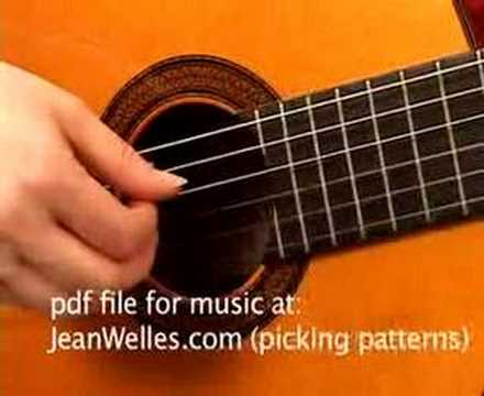 6 Finger-picking Patterns And Writing A Worship Song