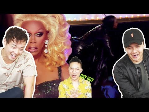 Straight Men Watch Drag Race | Season 11 Episode 3