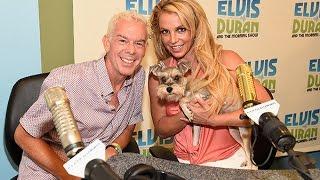 Britney Spears - 2016 iHeart Radio Interview With Elvis Duran