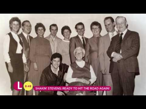 Shakin' Stevens On Surviving His Heart Attack   Lorraine
