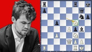 Doesn't this look familiar? Aronian vs Carlsen | Norway Chess 2019