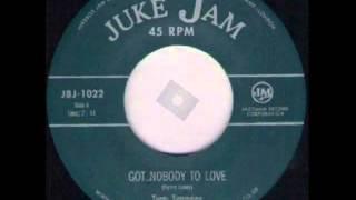 TERRY TIMMONS - GOT NOBODY TO LOVE - JUKE JAM JBJ 1022