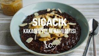 Kakaolu Sıcak Yulaf Ezmesi  Sağlıklıamp; Pratik Kahvaltı
