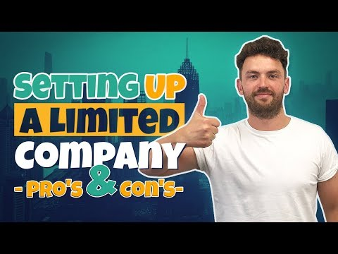 What Do You Need To Set Up A Limited Company? | Ltd Pros And Cons