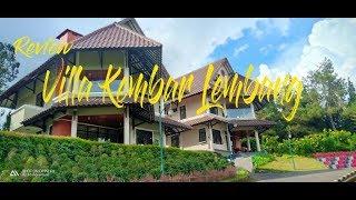 Gambar cover Review Villa Kembar Lembang Asri Kolam Renang