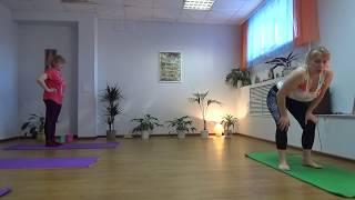 Йога для пожилых. Занятие № 13 Упражнения для тазобедренных суставов