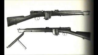Italian Automatic Rifles 1890 - 1945