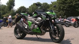 2013 Kawasaki Z800 Review