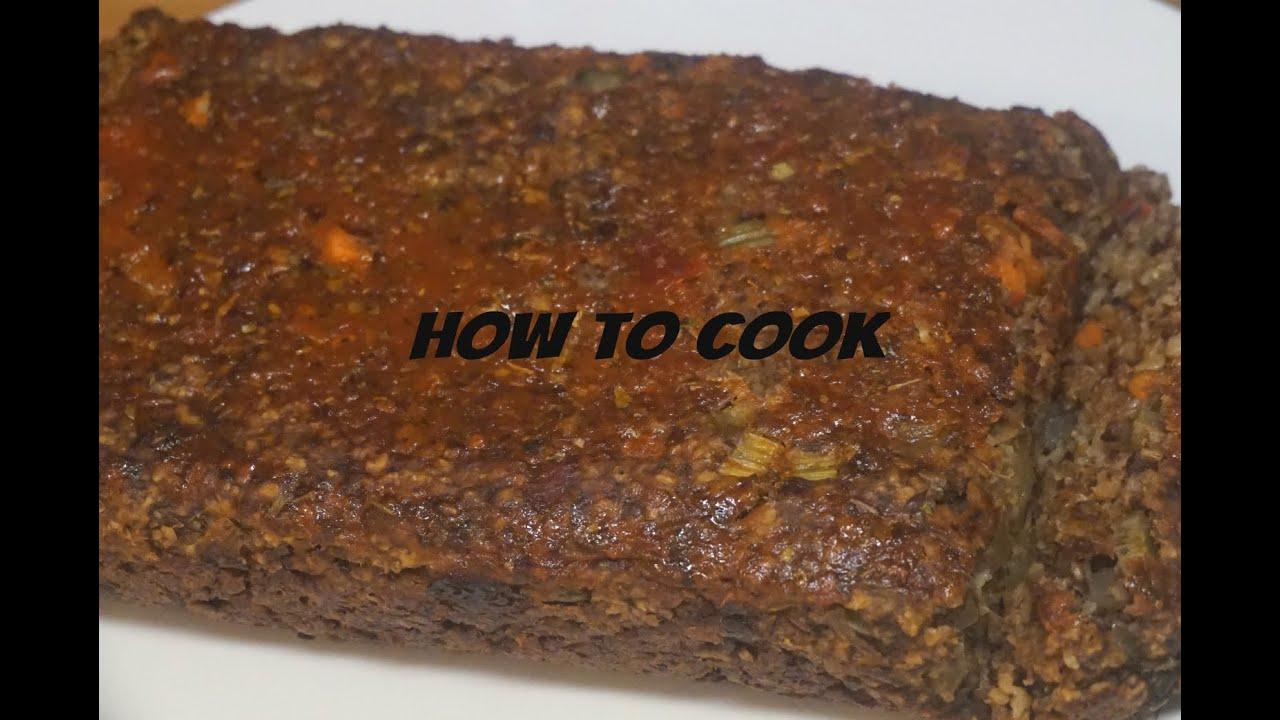 Meatless jamaican vegetarian vegetable vegan meatloaf recipe meatless jamaican vegetarian vegetable vegan meatloaf recipe jamaican accent 2016 youtube forumfinder Image collections