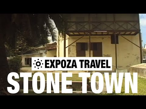 Stone Town (Zanzibar) Vacation Travel Video Guide