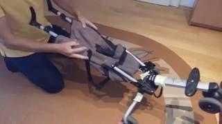 Unfold QuickSmart stroller