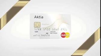 Aktia MasterCard Prepaid