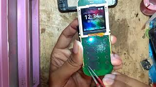 nokia 105 rm 1134  keypad not working problem easy solution......./