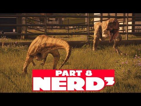 Nerd³ Builds a Jurassic World - 8 - Death
