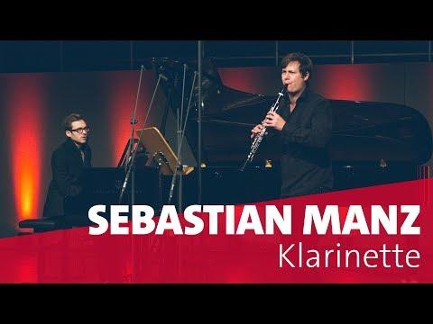 Sebastian Manz und Martin Klett: Bernstein Leonard - Sonate
