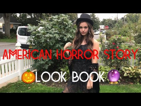 AHS American Horror Story Apocalypse / Coven Halloween Costume October Lookbook