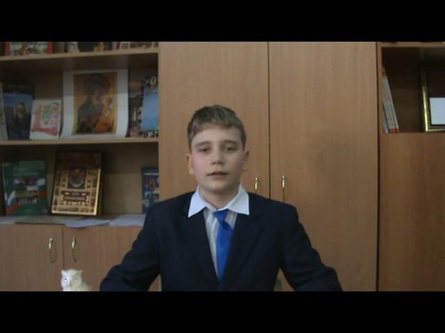 Изображение предпросмотра прочтения – ДенисКапица читает произведение «Полдень» Ф.И.Тютчева