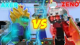 ME VS ZENO 😱😱 BED WARS! | Blockman go YouTube Videos