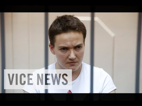 Russia Refuses to Free Ukrainian Pilot From Prison: VICE News Capsule, February 26