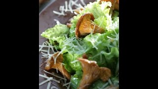 Юлия Высоцкая — Теплый салат с лисичками