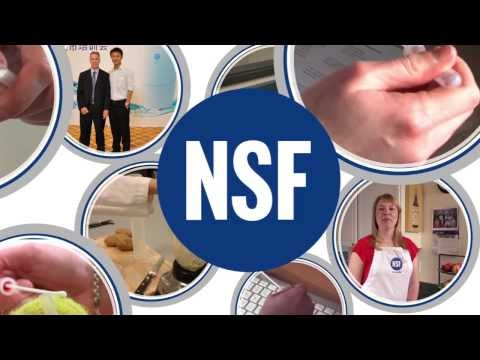 Welcome new employees to NSF International!