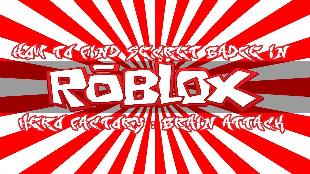 Roblox Lego Hero Factory Secret