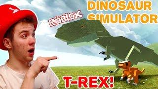 QU'EST-CE QUE VOUS HUMILIATING THESE LITTLE PAWES? Simulateur de dinosaures (fr) #122 ROBLOX