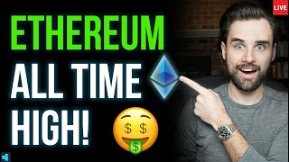 Ethereum SMASHES All Time High! What's Next!?