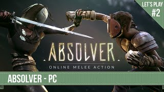 Absolver - Let's play #2 : le premier boss tombe (PC)