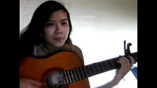 Guitar practicing Thank You - Dido.wmv
